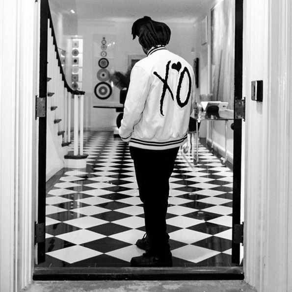 The Weekend Drops New Limited Edition Varsity Jackets