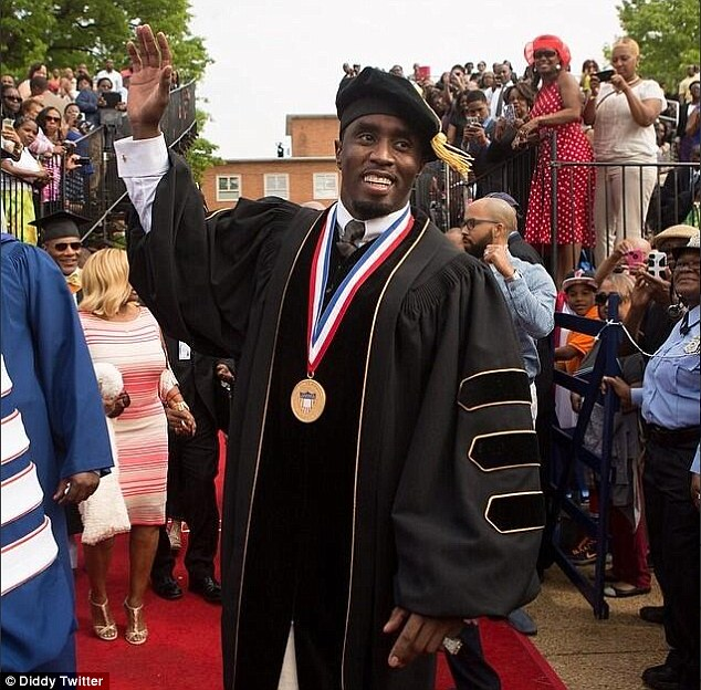 Diddy To Open Charter School In Harlem